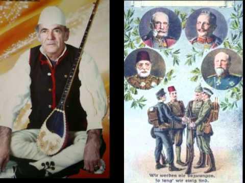 Lufta e Parë Botërore Krajli I russit Augustin Ukaj & Martin Ukaj
