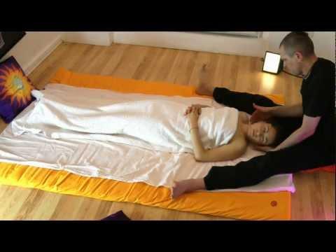 Ayurvedic massage with Maha Milan Anastassia 2