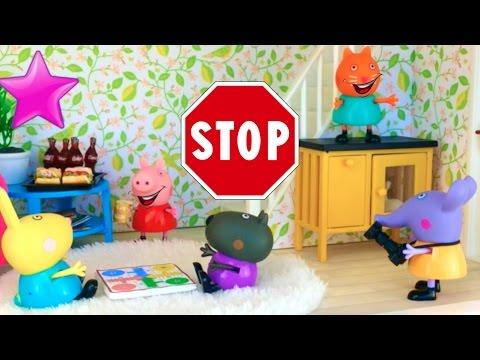 Xxx Mp4 54 PEPPA PIG Hace Un MANNEQUIN CHALLENGE Con Sus Amigos 3gp Sex