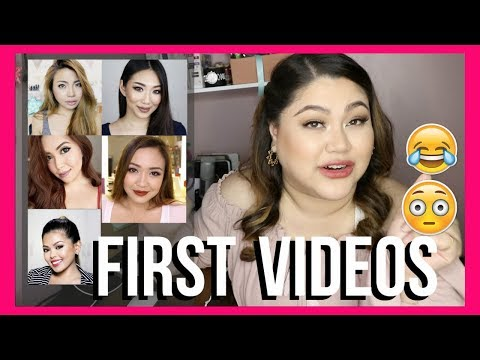 Xxx Mp4 REACTING TO PINAY YOUTUBERS FIRST VIDEOS Teena Arches 3gp Sex