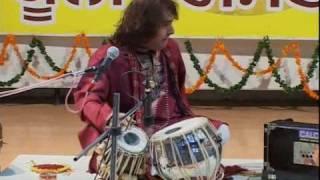 Ustad Tari Khan Tabla Solo in India -2