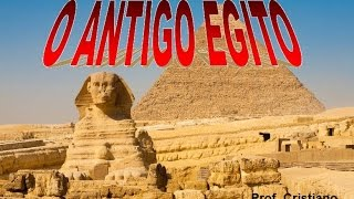 HISTÓRIA DO EGITO ANTIGO