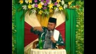 DAKWAH LUCU K H MUHAMMAD RIDWAN KAWALI BAGIAN 1