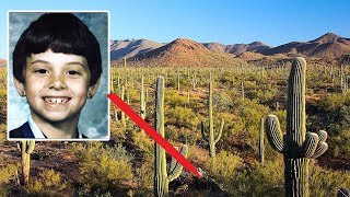 Seven Months After This 8 Year Old Went Missing, A Hiker Discovered  Definitive Clue About The Case
