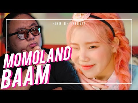 "Producer Reacts to MOMOLAND ""Baam"""
