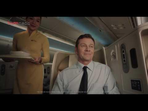 Phim quang cao Phở Vietnam Airlines do Tứ Vân Media sản xuất. Phim quảng cáo VietnamAirlines