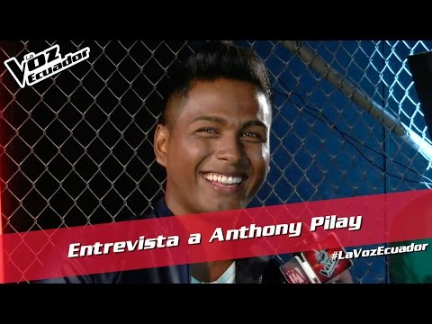 Xxx Mp4 Entrevista A Anthony Pilay La Voz Ecuador 3gp Sex