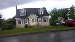 Thunder and rain July 2016