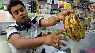 Organic Vs Adulterated bananas