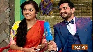 Ek Tha Raja Ek Thi Rani: Ranaji Meets Gayatri in Temple - India TV
