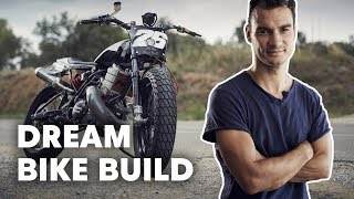 Crafting A Dream Motorcycle For Dani Pedrosa | The Silent Samurai