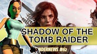 Producción Wii U, Gameroom, Tomb Raider, película Sonic, ganancias Sega y más - #ThunderNews