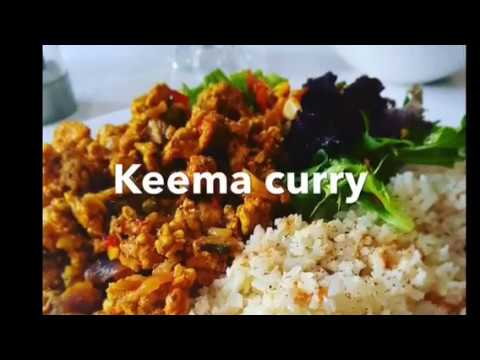 **SYN FREE QUICK EASY KEEMA CURRY ON SLIMMING WORLD**