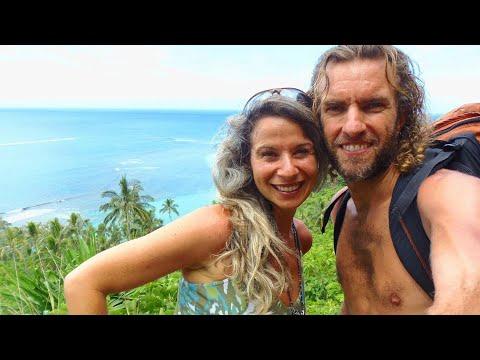 Camping in Hawaiian Paradise: The Stunning Na Pali Coast, Kauai