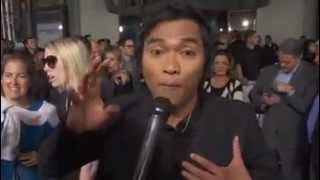 Tony Jaa: The Interview of fast and furious 7 (1:15)
