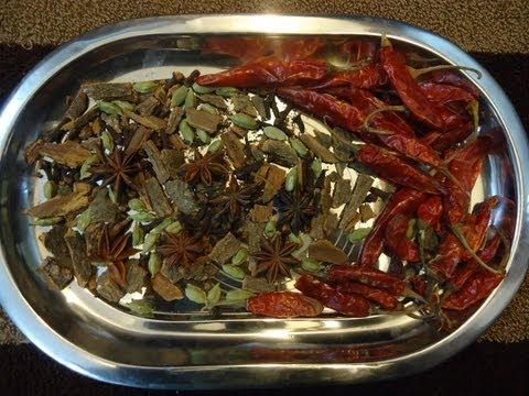 Indian Garam Masala, Garam Masala Recipe, How to make Garam Masala Powder, Indian Spice Mix,