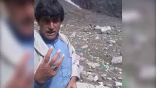 Guide describes about Malka Parbat Mountain in Kaghan valley