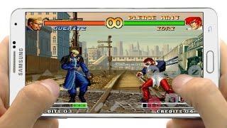 King of Fighters 98 con Personajes Ocultos para Android + Descarga