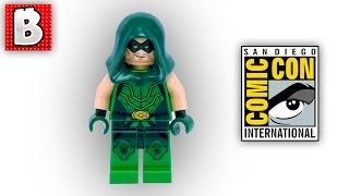 Lego Green Arrow Rare Exclusive Minifigure!!! San Diego Comic Con 2013