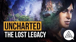 15 Minutes of Uncharted The Lost Legacy | New Gameplay & Impressions