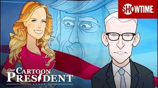 Unless She Says I'm A Wildcat In Bed | Our Cartoon President | SHOWTIME