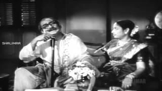 Raavoyi Chandamaama Video Song || Missamma Movie || NTR, ANR, SVR, Savitri, Jamuna