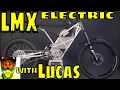 New LMX 161 & LMX 81 - interview with Lucas in Taipei - Lightweight Electric Motorcycle MX