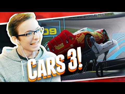 A NEW CARS 3 TRAILER IS OUT SKY & FIN Watch