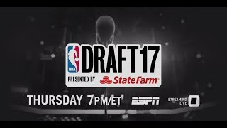 NBA DRAFT WITH DAN THE LAKERS FAN LIVE!!