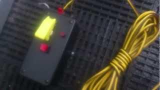 Homemade Electric Detonator Test