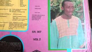 ADEWALE AYUBA - VOL.1(Ibere) 1986