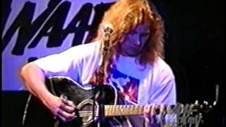 Megadeth - A Secret Place (Unplugged In Boston 1998)