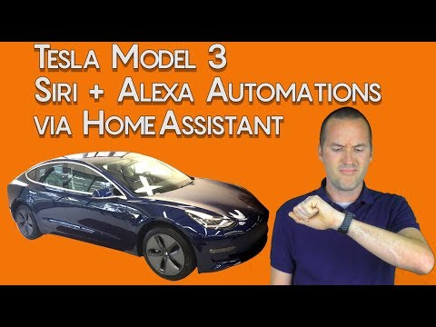 Xxx Mp4 Add Siri To Your Tesla Model 3 Using Home Assistant Smart Home 3gp Sex