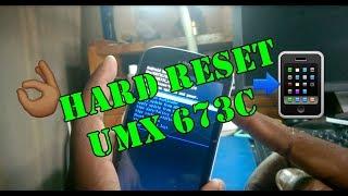 Como Hacer hard reset umx 673c