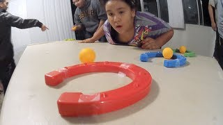 Minute to Win It: Horseplay (4 vs. 4)