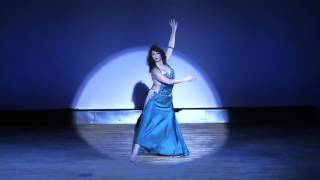 Kaouther Ben Amor in Tokyo Oriental Dance - Art of Raqs Sharqi
