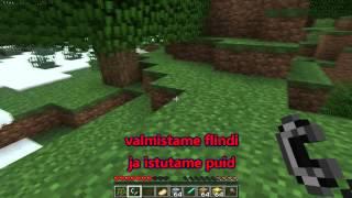 Minecrafti laul-Eesti keeles!!!(räpp ka)