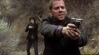 Jack and Nina shootout - 24 Season 2