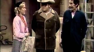 El Chapulín Colorado - La fila del banco / Aunque el Cuajinais se vista de seda, mono se queda