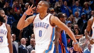 Russell Westbrook HD Career Mix - Bigger
