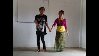 Dance with Marma song Aga gowkha ma (Sunenta & Suinu Mong)