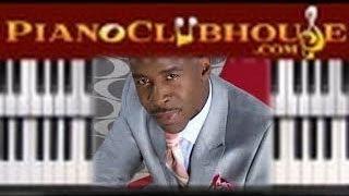 🎹   MY SOUL SAYS YES - Ricky Dillard (gospel piano tutorial)