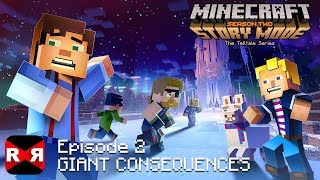 Minecraft Story Mode: Season Two - Episode 2 - iOS / Android Full Gameplay