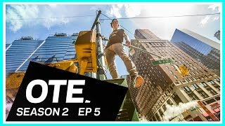 OTE: New York City - Off The Edge: A Freerunning Web Series (Season 2 – Ep. 5)