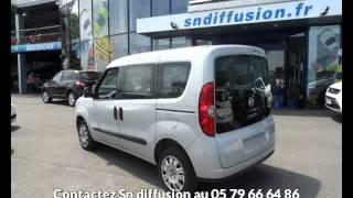 Sn diffusion présente une Fiat doblo occasion à Lescure d albi