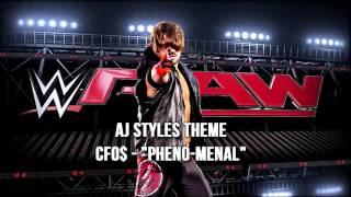 AJ Styles UNUSED WWE Theme