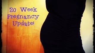 Week 20 Pregnancy Update Baby #3 Vlog + Anatomy Scan + Gender???