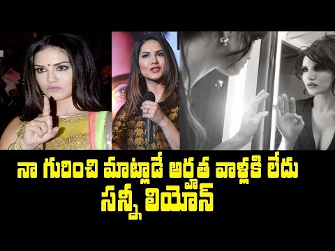 Sunny leone sensational comments | top search in google