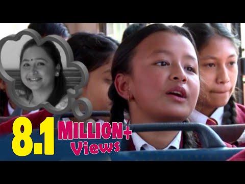 New Nepali Children Song 2015    Maya Lagchha    Deepika Balami    Official Video