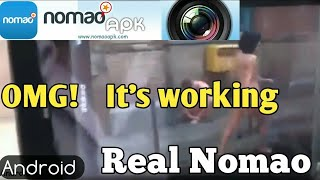 How to download and install Nomao camera | It's working 100% real nomao camera (2017)